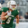 Cal Poly beat Idaho State 37-14 on Homecoming weekend in San Luis Obispo. Photo by Owen Main. 11/10/18