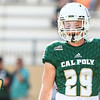 Cal Poly Football hosted Montana State at Alex G. Spanos Stadium in San Luis Obispo, CA. Photo by Owen Main 10/5/19