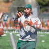 Cal Poly football held their inaugural practice of 2019. Photo by Owen Main 8/2/19