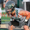 Cal Poly Football opened spring practice at Doerr Family Field. Photo by Owen Main. 4/3/19