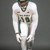 Cal Poly Athletics Photo Shoot Fall 2021 8/8/21<br /> <br /> Football, Emeka Ndoh ,