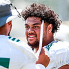 Cal Poly football scrimmage8/27/21