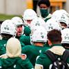 Cal Poly Football hosted Southern Utah at Alex G. Spanos Stadium. 3/13/21