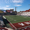Cal Poly football played Montana at Washington-Grizzly Stadium in Missoula, MT. 9/24/21
