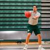 Cal Poly Men's Tennis, Women's Tennis, and Men's Basketball practiced. 9/28/21