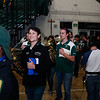 Cal Poly men's basketball hosted Cal State Fullerton at Mott Athletics Center.  Photo by Owen Main 1/30/20