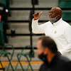 Cal Poly Men's Basketball hosted CSUN for a Big West game at Mott Athletics Center 1/29/21