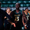 Cal Poly Men's Basketball hosted CSUN for a Big West game at Mott Athletics Center 1/30/21