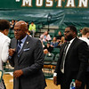 Hawaii men's basketball played a Big West Conference game against Cal Poly at Mott Athletics Center in San Luis Obispo, CA.  Photo by Owen Main 2/8/20