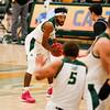 Cal Poly Men's Basketball hosted Santa Clara at Mott Athletics Center in San Luis Obispo, CA