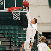 Cal Poly Men's Basketball hosted Simpson at Mott Athletics Center in San Luis Obispo, CA. Photo by Owen Main 11/15/19