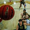 Cal Poly Men's Basketball Hosted UC Riverside at Mott Athletics Center. 1/16/21