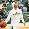 Cal Poly men's basketball hosted UCSB at Mott Athletics Center. Photo by Owen Main 1/8/20