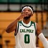Cal Poly Men's Basketball hosted San Francisco.