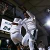 Cal Poly men's basketball hosted Vanguard at Mott Athletics Center. Photo by Owen Main 1/3/20