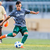 Cal Poly Men's Soccer opened their season at Alex G. Spanos Stadium against Fresno Pacific. 8/24/185:44:05 PM <br /> <br /> Photo by Owen Main