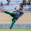 Cal Poly Men's Soccer opened their season at Alex G. Spanos Stadium against Fresno Pacific. 8/24/185:43:34 PM <br /> <br /> Photo by Owen Main