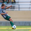 Cal Poly Men's Soccer opened their season at Alex G. Spanos Stadium against Fresno Pacific. 8/24/185:38:31 PM <br /> <br /> Photo by Owen Main