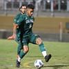 Cal Poly Men's Soccer played Sacramento State at Alex G. Spanos Stadium. Photo by Owen Main. 10/17/18