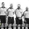 Cal Poly men's soccer hosted CSUN at Alex G. Spanos Stadium in San Luis Obispo, CA. Photo by Owen Main 10/20/19