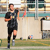 Cal Poly men's soccer hosted CSUN at Alex G. Spanos Stadium in San Luis Obispo, CA. Photo by Owen Main 10/20/19