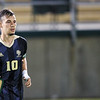 Cal Poly Men's Soccer hosted Cal State Fullerton at Alex G. Spanos Stadium. Photo by Owen Main 10/16/19