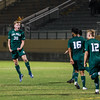 Cal Poly Men's Soccer hosted San Diego State at Alex G. Spanos Stadium. 9/2/21
