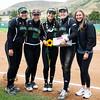 Cal Poly baseball Press Box Ribbon Cutting and Softball Senior Day 5/15/21