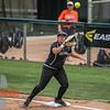 5/6/1812:08:13 PM --- Cal Poly Softball 2018 senior day game vs.Cal State Fullerton at Bob Janssen Field in San Luis Obispo, CA<br /> <br /> Photo by Owen Main / Photos.Fansmanship.com