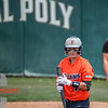 5/6/1812:08:29 PM --- Cal Poly Softball 2018 senior day game vs.Cal State Fullerton at Bob Janssen Field in San Luis Obispo, CA<br /> <br /> Photo by Owen Main / Photos.Fansmanship.com