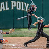5/6/1812:14:52 PM --- Cal Poly Softball 2018 senior day game vs.Cal State Fullerton at Bob Janssen Field in San Luis Obispo, CA<br /> <br /> Photo by Owen Main / Photos.Fansmanship.com