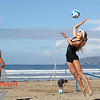 No filter or edits needed on this Cal Poly Beach Volleyball photo from today. It was crisp and gorgeous out at Pismo this morning. It also didn't hurt that the Mustangs are a freaking powerhouse. 2-0 on the day for the number 6 team in the nation. #BeachVolleyball #NCAABeachVolleyball #PismoBeach #JumpServe #CalPoly #CalPolyNow