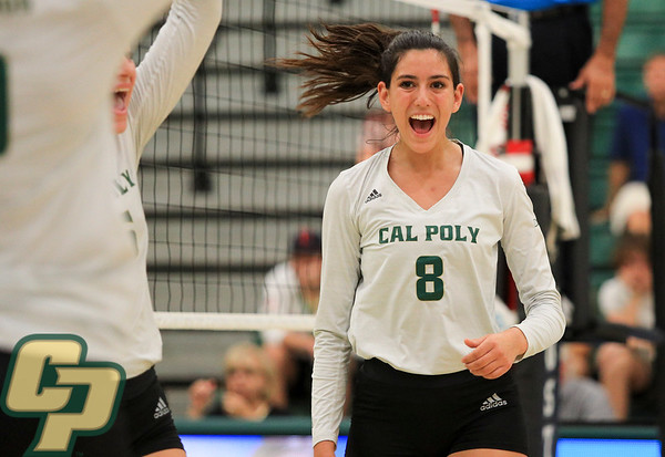 Cal Poly vs. North Texas 09052019