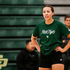Cal Poly Volleyball hosted UC Irvine at Mott Athletics Center in San Luis Obispo, CA. Photo by Owen Main 11/22/19