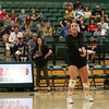 #22 Cal Poly hosted #9UCLA at Mott Athletics Center in San Luis Obispo. 9/6/187:48:09 PM <br /> <br /> Photo by Owen Main