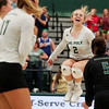 #22 Cal Poly hosted #9UCLA at Mott Athletics Center in San Luis Obispo. 9/6/187:57:39 PM <br /> <br /> Photo by Owen Main