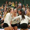 #22 Cal Poly hosted #9UCLA at Mott Athletics Center in San Luis Obispo. 9/6/187:52:40 PM <br /> <br /> Photo by Owen Main