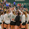 #22 Cal Poly hosted #9UCLA at Mott Athletics Center in San Luis Obispo. 9/6/187:57:50 PM <br /> <br /> Photo by Owen Main