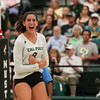 #22 Cal Poly hosted #9UCLA at Mott Athletics Center in San Luis Obispo. 9/6/187:40:11 PM <br /> <br /> Photo by Owen Main