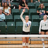 #22 Cal Poly hosted #9UCLA at Mott Athletics Center in San Luis Obispo. 9/6/187:21:09 PM <br /> <br /> Photo by Owen Main