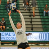 #22 Cal Poly hosted #9UCLA at Mott Athletics Center in San Luis Obispo. 9/6/185:36:39 PM <br /> <br /> Photo by Owen Main