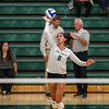 #22 Cal Poly hosted #9UCLA at Mott Athletics Center in San Luis Obispo. 9/6/186:51:14 PM <br /> <br /> Photo by Owen Main
