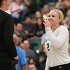 #22 Cal Poly hosted #9UCLA at Mott Athletics Center in San Luis Obispo. 9/6/187:43:41 PM <br /> <br /> Photo by Owen Main