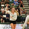 #22 Cal Poly hosted #9UCLA at Mott Athletics Center in San Luis Obispo. 9/6/187:36:43 PM <br /> <br /> Photo by Owen Main