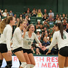 #22 Cal Poly hosted #9UCLA at Mott Athletics Center in San Luis Obispo. 9/6/187:52:39 PM <br /> <br /> Photo by Owen Main