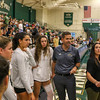 #22 Cal Poly hosted #9UCLA at Mott Athletics Center in San Luis Obispo. 9/6/186:58:18 PM <br /> <br /> Photo by Owen Main