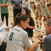 #22 Cal Poly hosted #9UCLA at Mott Athletics Center in San Luis Obispo. 9/6/187:19:49 PM <br /> <br /> Photo by Owen Main