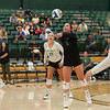 #22 Cal Poly hosted #9UCLA at Mott Athletics Center in San Luis Obispo. 9/6/187:35:29 PM <br /> <br /> Photo by Owen Main