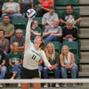 #22 Cal Poly hosted #9UCLA at Mott Athletics Center in San Luis Obispo. 9/6/187:27:17 PM <br /> <br /> Photo by Owen Main