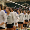 #22 Cal Poly hosted #9UCLA at Mott Athletics Center in San Luis Obispo. 9/6/188:56:36 PM <br /> <br /> Photo by Owen Main